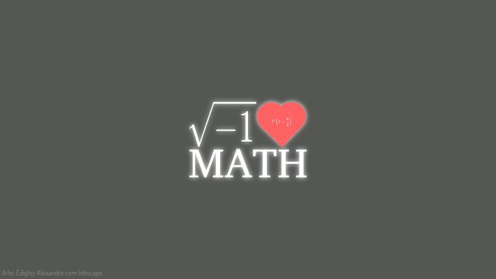 Love Equation Wallpapers : Wallpaper matematico 5: i love Math