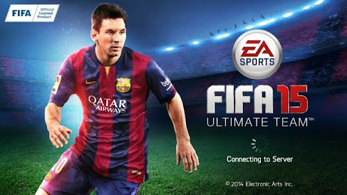 FIFA 15 Ultimate Team (Apk + Datos SD) Gratis 1 Link (Juego de Futbol)