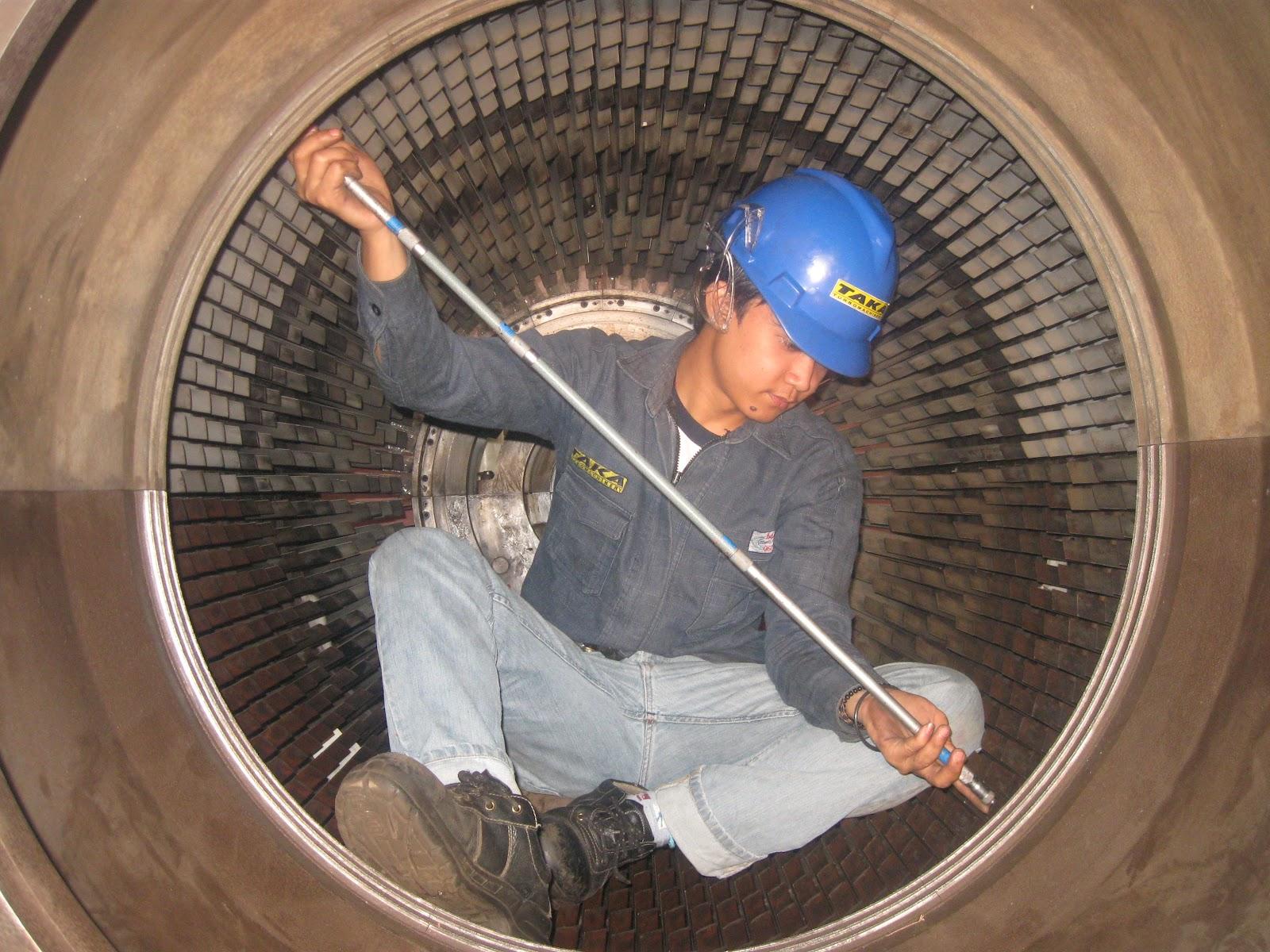 PT Taka Turbomachinery Indonesia Maret 2012