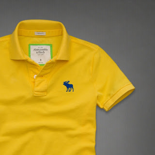 Abercrombie & Fitch Camisas Polo