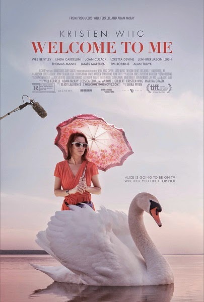Film Welcome to Me 2015 (Bioskop)