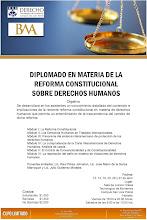 Diplomado en Derechos Humanos en San Luis Potosí