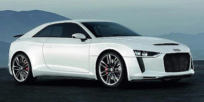 AUDI A5 QUATTRO LEGEND CONCEPT Most Popular Car   Concept Car