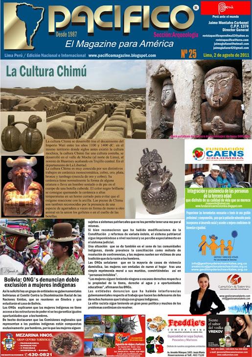 Revista Pacífico Nº 25 Arqueología