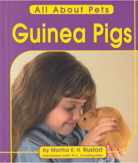 bookcover of Guinea Pigs by Martha E. H. Rustad