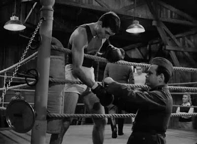 The Boxer and Death • Boxer a smrt (1963)