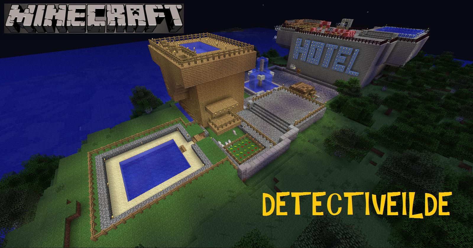 Minecraft detectiveilde