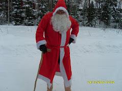 Suomalainen joulupukki palveluksessanne Lahden suunnalla