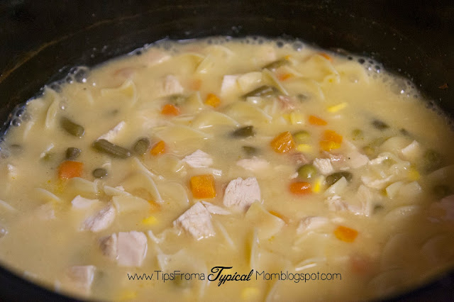 Ingredient Crockpot Chicken Pot Pie Soup Recipe - Tips from a ...