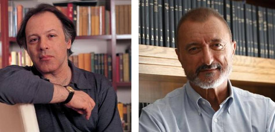Javier Marías y Arturo Pérez-Reverte