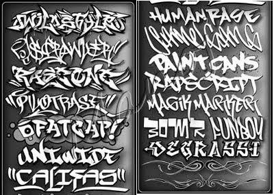 history-graffiti-fonts