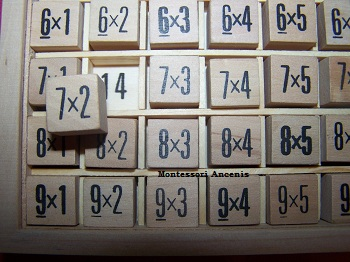 Tabl de multiplication gratuit - Table de multiplication course de chevaux ...