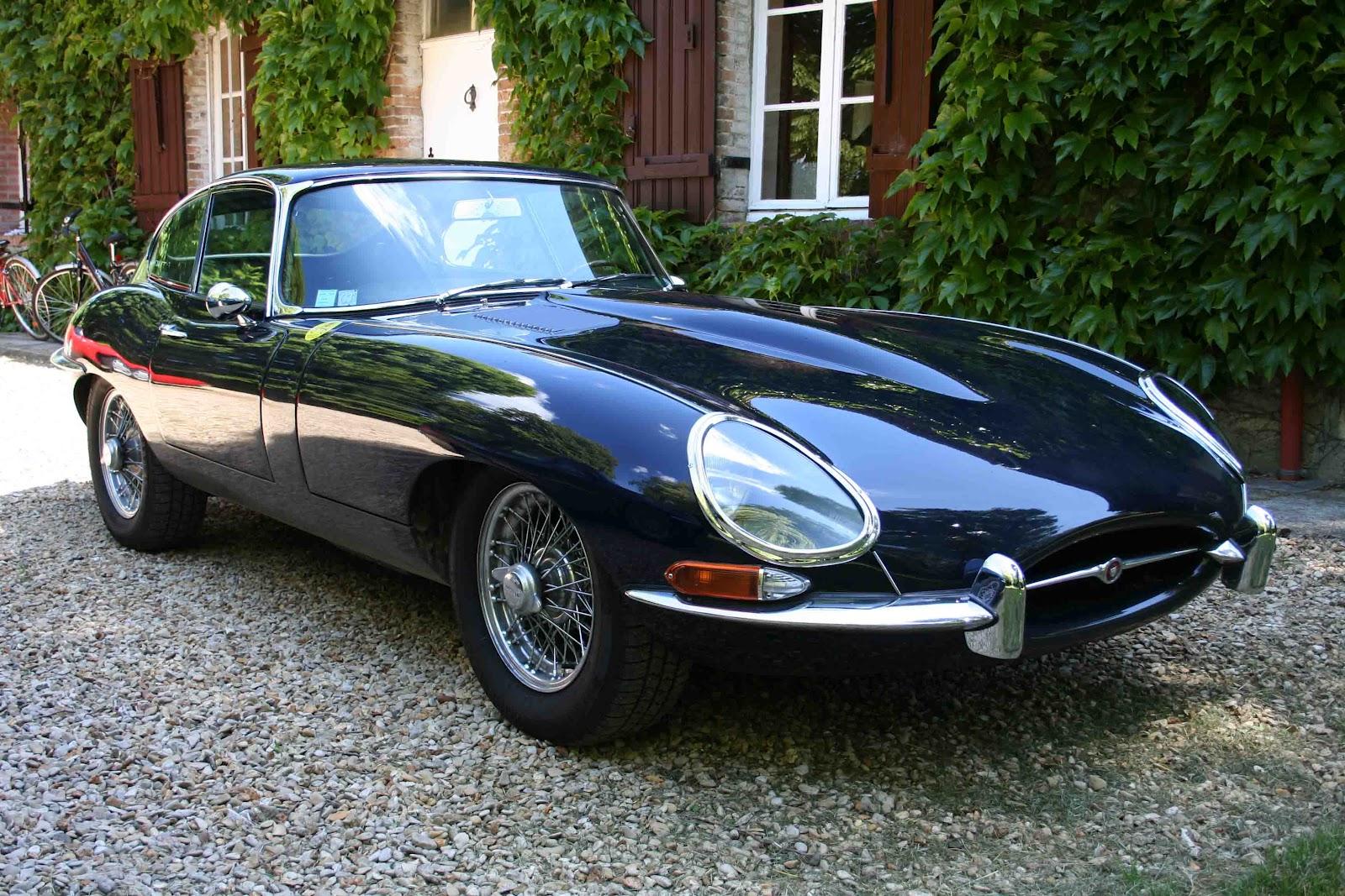 classic car posters jaguar e type. Black Bedroom Furniture Sets. Home Design Ideas