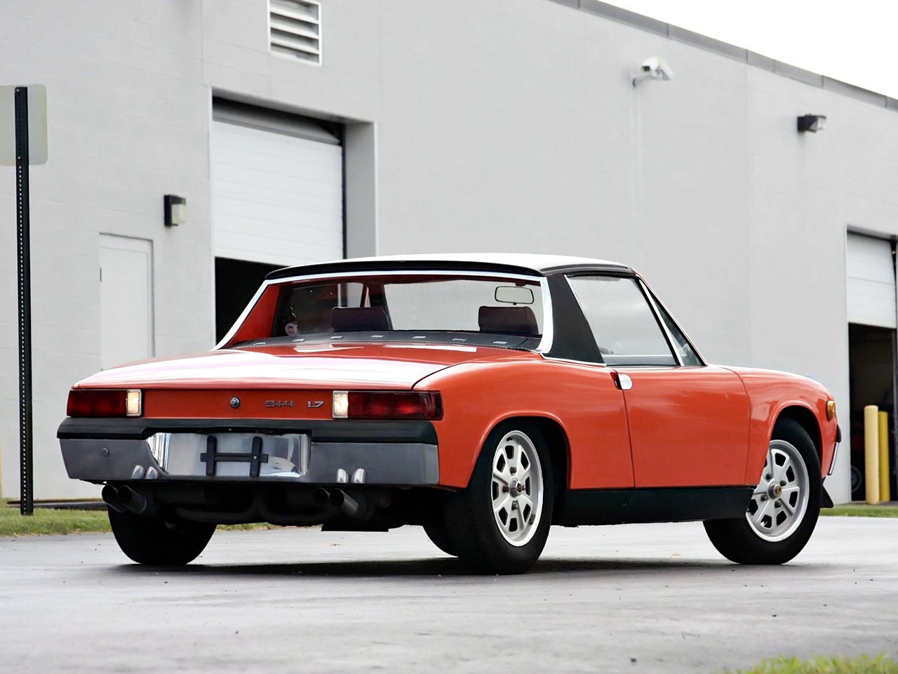 fab wheels digest f w d vw porsche 914 1969 1976. Black Bedroom Furniture Sets. Home Design Ideas