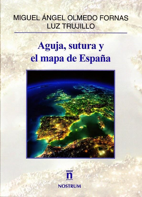 Aguja, sutura y el mapa de España
