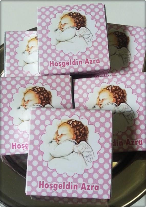 Kız Bebek Cikolataları