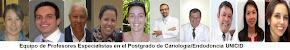 EQUIPO PROFESORES ESPECIALISTAS CARIOLOGIA/ENDODONCIA UNICID