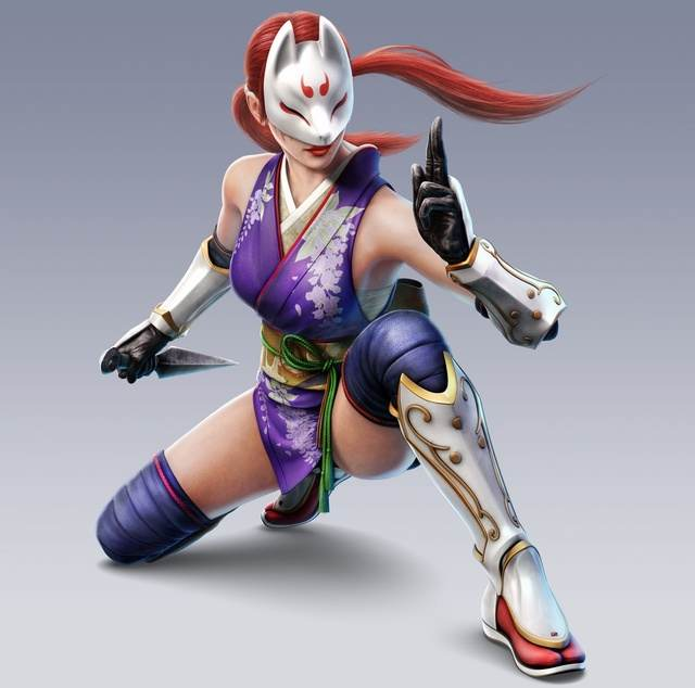 New Female Character revealed for Tekken 7 - Page 8 - NeoGAF