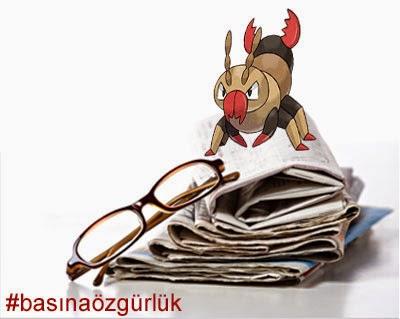 bloglar basın özgürlüğü