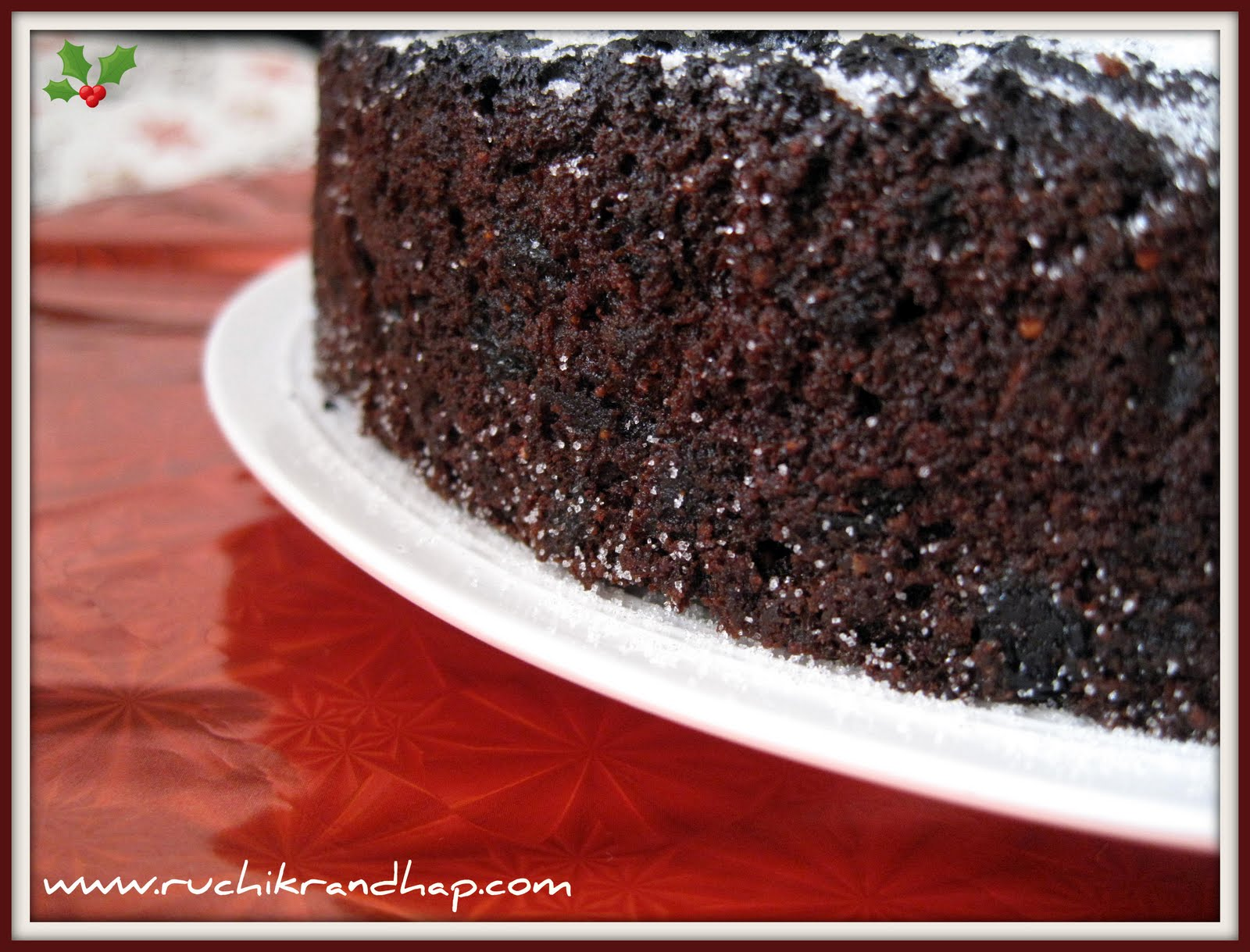 Anglo indian christmas cake recipes