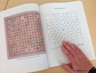 'Nearly Insane' Block Pattern book, by Liz Lois