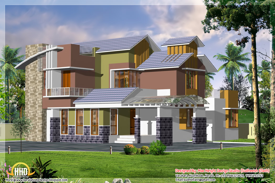 For more information about these 3d houses, please contact