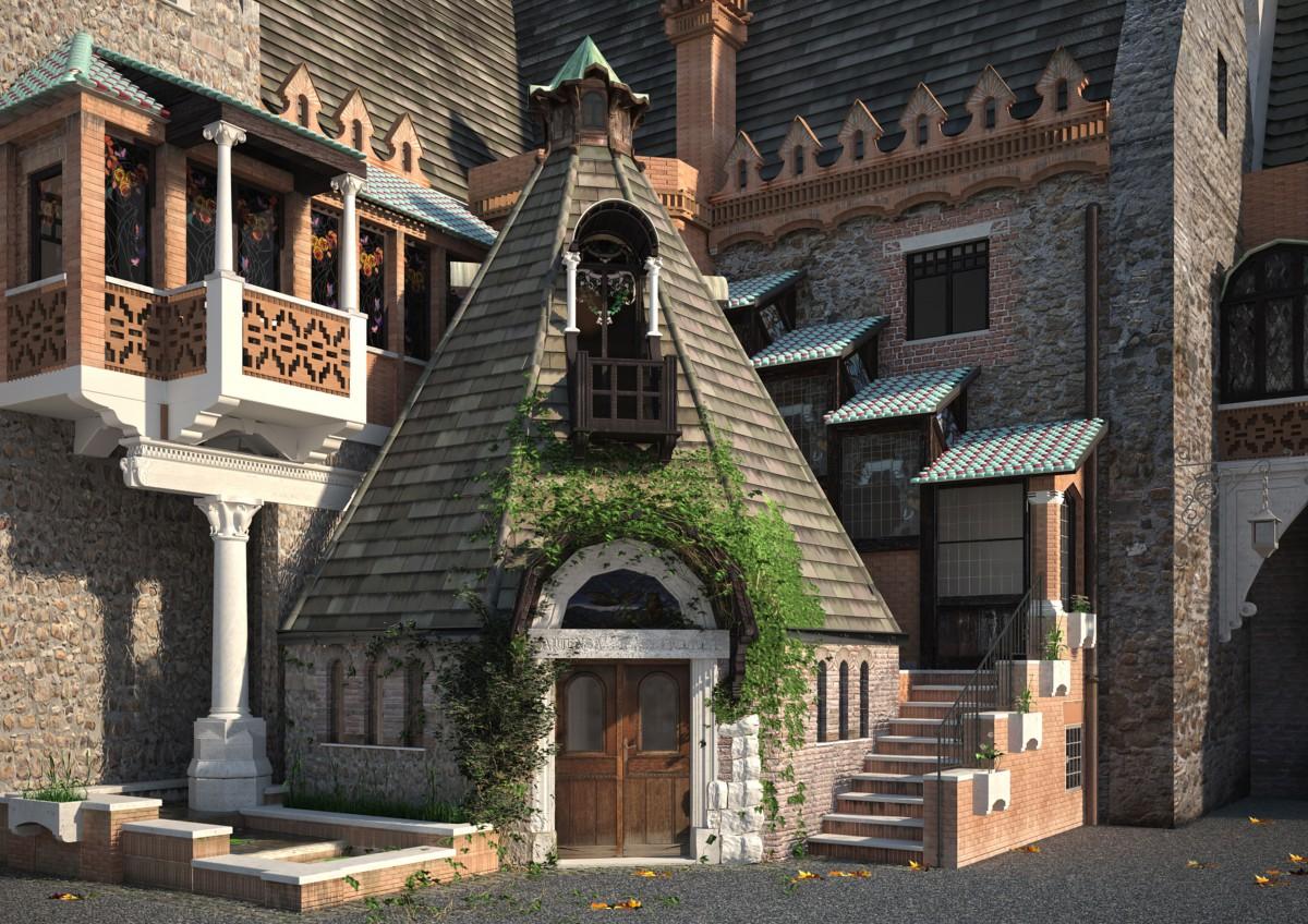 Villa Torlonia, le bizzarrie di un principe