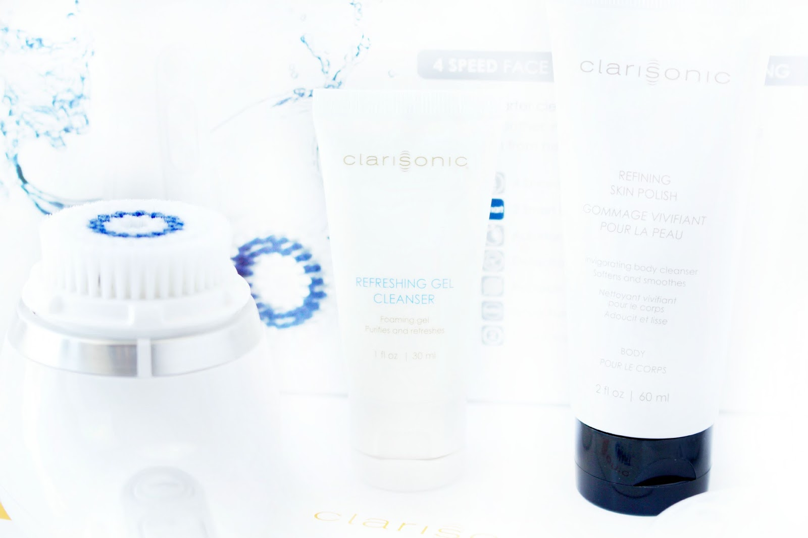Clarisonic SMART Profile Cleansing Brush Review