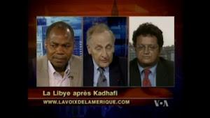 Comment Kadhafi a créée un vide politique?