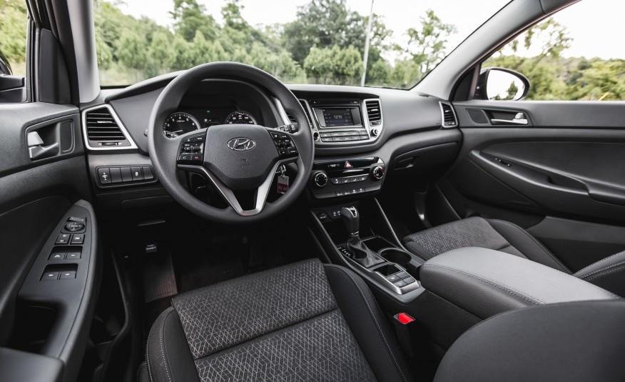 Lujack Hyundai The 2016 Hyundai Tuscon Se Combines Value With Substance