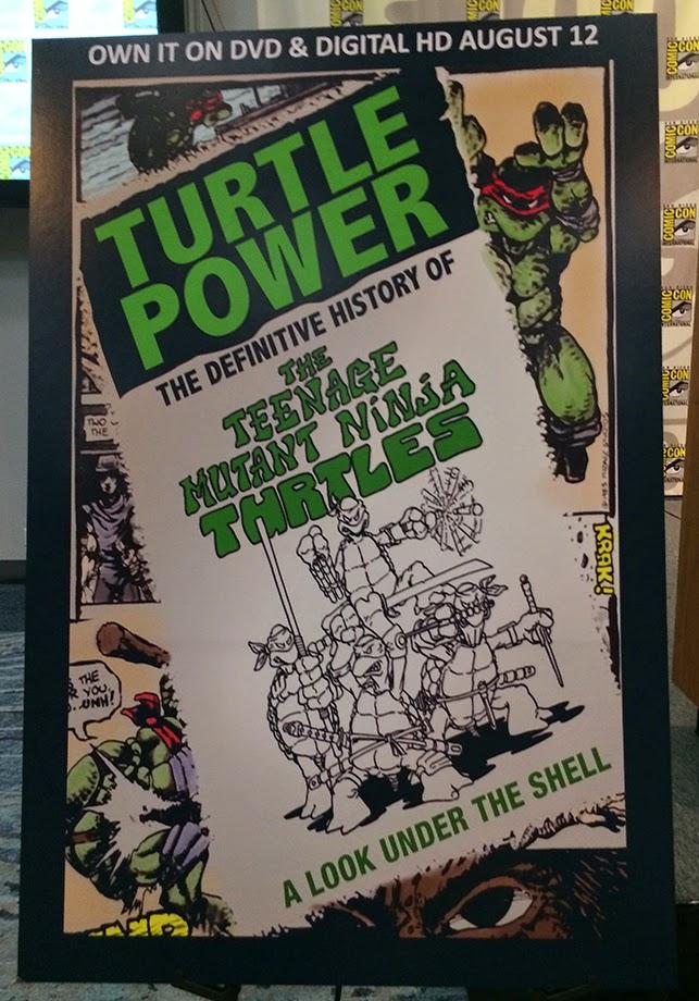 O G Turtle Documentary documentary   Turtle Power