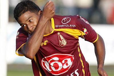 Cristian Marrugo, nuevo jugador del Pachuca