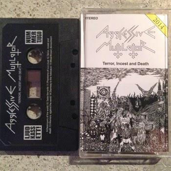 NEW AGGRESSIVE MUTILATOR TAPE OUT NOW !
