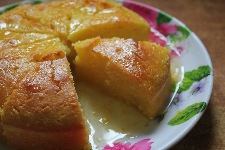 Lemon Drizzle Cake Recipe / Lighter Lemon Drizzle Cake Recipe