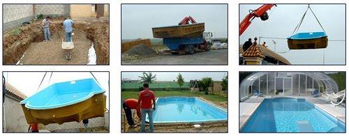 Rincon del arki instalaciones especiales for Costo de albercas prefabricadas