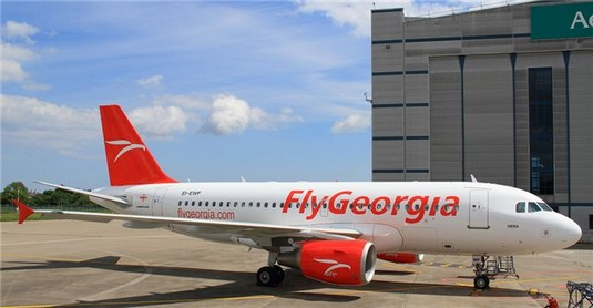 Fluggesellschaft Fly Georgia
