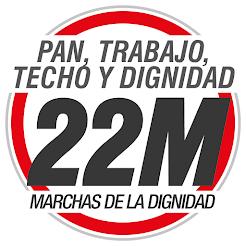 Página de Facebook de eventos relacionados con las Marchas en Málaga