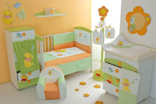 Nursery Designs Furniture Sets