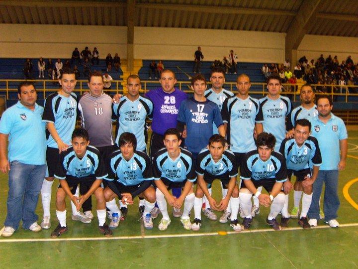 T-Shirt Mundo Futsal  2010
