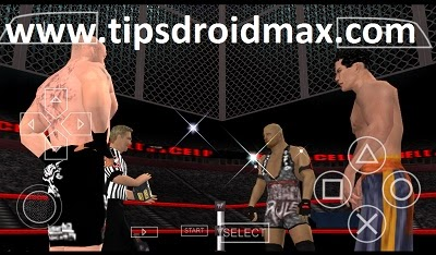 Download WWE Smackdown Vs Raw 2014 PSP