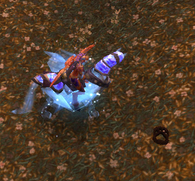Admiring azeroth i 39 ve finally got a hunter pet from for Portent pet wow
