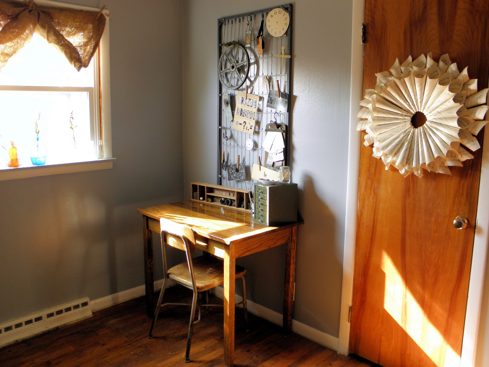 Shabby love: my craft room
