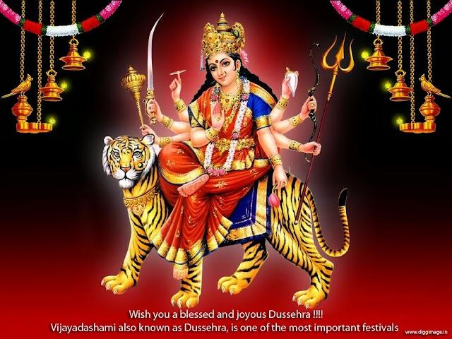 May this Dasara, light up for you. ! Wish you Happy Dasara.