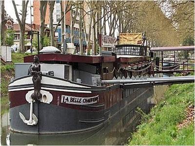 image restaurant La Belle Chaurienne à Toulouse