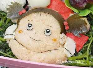 KarenWee Totoro Bento