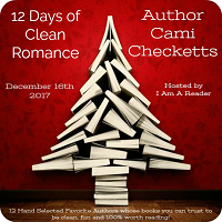 Day 12 of 12 Days of Clean Romance / Giveaway