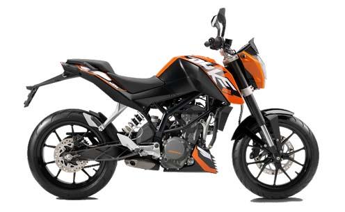 Spesifikasi dan Harga KTM Duke 200 Terbaru