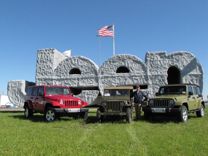 Jeep® Willys de 1943