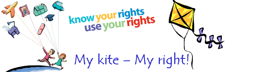 My kite – My right