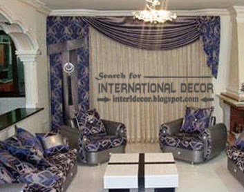 Curtain Designs 2016 Curtain Ideas Colors Grey And Blue Curtains